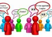 Traducciones profesionales y rápidas