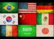 Intérprete y traducciones de inglés-español y español-inglés