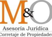 M&o asociados - abogados y corredores de propiedades