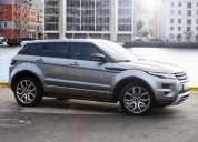 Land rover evoque 2013 urgencia