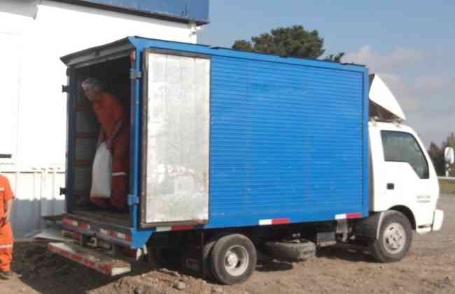 Servicio de Mudanzas,Fletes camión furgón 2500kgs,Puerto Montt