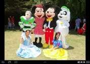 animaciones fiestas y cumpleaños infantiles