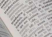 Traductora inglés-francés