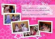 Fiestas spa hadas y princesas