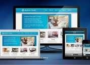 Paginas Web Profesionales en 7 Dias por solo 300 santiago
