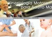 Kinesioterapia a domicilio
