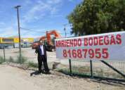 arriendo mini bodega en copiapó
