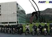 Motoristas servicio express