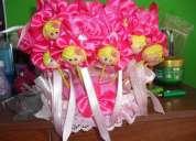 Se realizan encintados y decoraciones de tortas para todo tipo de eventos