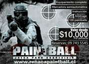 Paintball en la quinta region