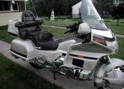 Compro motos honda goldwing de 1983 en adelante de 1500 y 1800