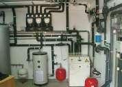Calefaccion central scotland