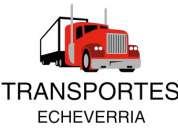 transportes echeverria