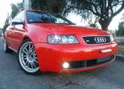 Vendo audi s3 1.8 turbo 2001, 6 velocidades, recién importados!!! reales interesados...