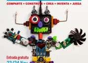 Partner para participar en la stgo mini maker faire-programador arduino!