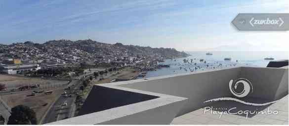 Vista Al Mar Costanera de Coquimbo - La Serena