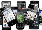 Realizo flasheos y actualizaciones celulares