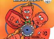 Juego comics 12.000 combinaciones didactico dibujar ilustra