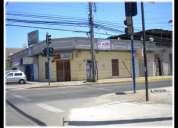 Se vende esquina con 6 locales comerciales en pleno centro de iquique