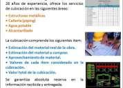 Ingeniero en prevención de riesgos e ingeniero civil industrial (pce) buscando trabajo