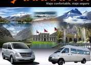 Transporte y tour a los centros de ski, valle nevado, farellones, portillo, la parva