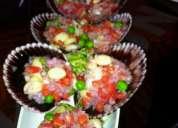 Chef de cocina peruana internacional