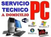 Servicio tecnico de computadores y notebook