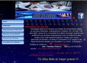 Paginas web economicas