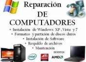 Formateo computadores en temuco