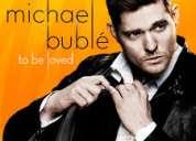 Entradas michael bublé platea baja 10 septiembre 2014