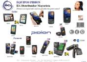 Soluciones pidion tablets, pda, handheld, paymend