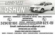 Radio taxi pudahuel
