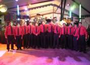 Grupo banda orquesta tropical san cristobal ameniza matrimonio evento fiesta