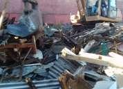 retiro escombros huechuraba 27098271 demoliciones ventas de estabilizado arido