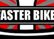 Reparaciones de bicicletas a domicilio faster bike