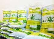 Tierra de hoja / semillas / fertilizantes