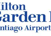 Hotel hilton garden inn, santiago airport