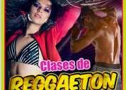 Clases de reggaeton en santiago