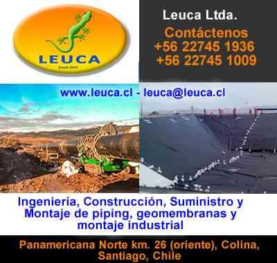 Válvulas fitting. Tuberias todo tipo de fluidos incl. La Serena-Coquimbo - Leuca Ltda +56227451936