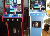 Maquina arcade multijuegos ochentera nueva