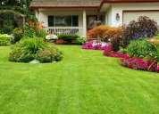 ConstrucciÓn y mantencion integral de jardines