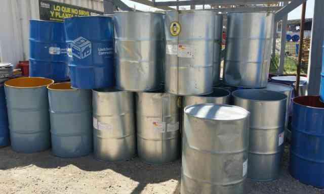 Tambores 200 litros casi nuevos andacollo doplim 181794 for Tambores para agua