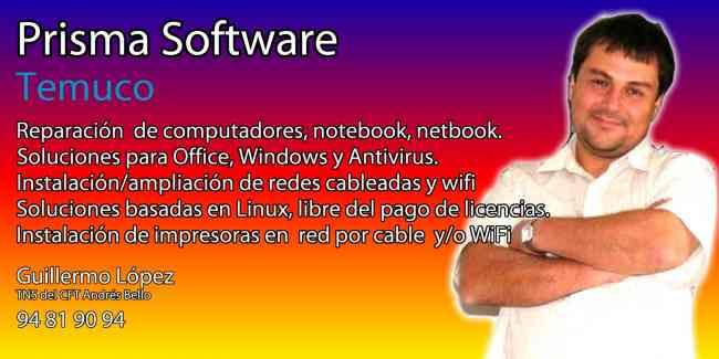 Reparación de Computadores.