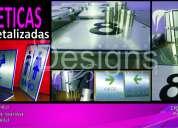 Fabricacion de letreros en acrilicos .....señaleticas....  empresas.....oficinas.....