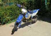 Husaberg 300te enduro cross año 2012