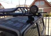 Parrilla para jeep
