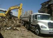 Retiro escombros vitacura 227098271 demoliciones en todo stgo